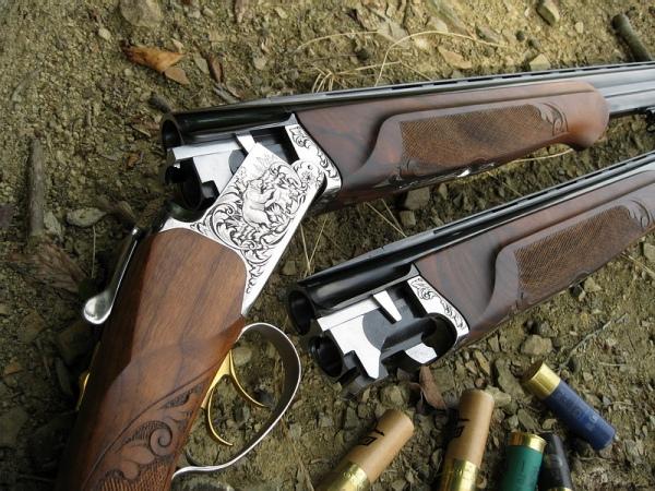 гладкоствольное оружие ИЖ