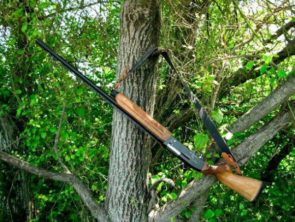 охотничье ружье «Бекас»