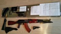 Гладкоствольное ружье ВПО 209 от ООО Молот оружие гладкоствольный АКМ, тюнинг и отзывы владельцев, патрон и пуля 366 ТКМ