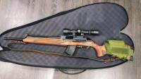 Гладкоствольный охотничий карабин ВПО 212: характеристика оружия, стрельба на охоте, калибр и патрон 366 ТКМ, масса и материал ружья