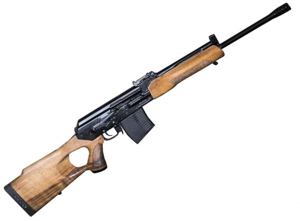 Ружье Молот Вепрь ВПО 221-01 9,6х53R Ланкастер 520мм купить в ...