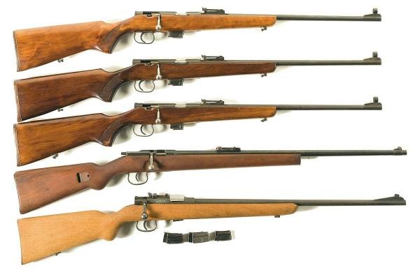 мелкокалиберное оружие