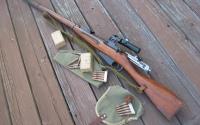Карабин Мосина (трехлинейка): технические характеристики, калибр винтовки