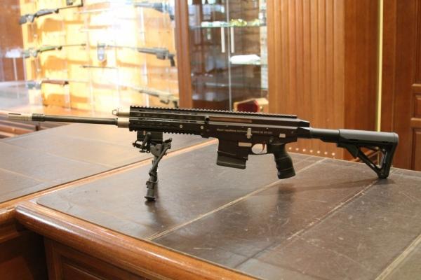 Новый карабин ORSIS-K15
