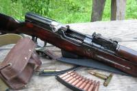 СКС (самозарядный карабин Симонова): технические характеристики, стрельба, разборка