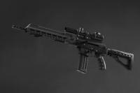Kalashnikov sr1, Сайга 107 - сбалансированный самозарядный карабин от концерна «Калашников».