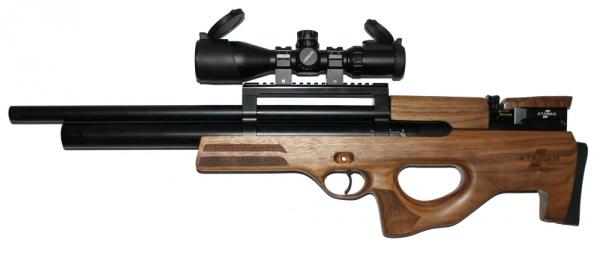 Пневматическая винтовка Ataman M2R Булл-пап 415/SL 5.5 (магазин в ...