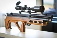 Edgun Матадор: пневматическая винтовка матадор R3M c pcp и моделью типа удлиненной буллпап