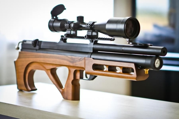 Пин на доске Guns and Weapons