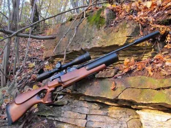 пневматика для охоты без лицензии