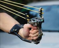 Рогатка для охоты: техника стрельбы, выбор, советы – как сделать своими руками