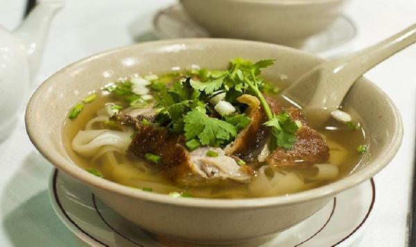 Суп из утки