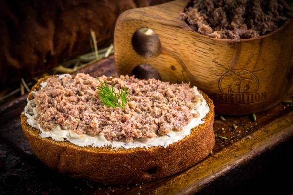 блюда из кабана