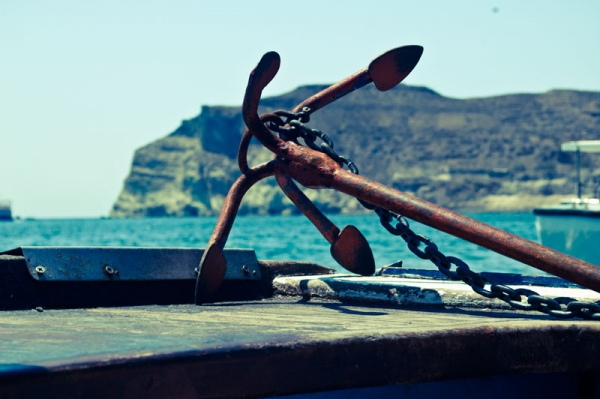 самодельные якоря для надувных лодок