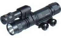 Лазерный фонарь для охоты: как выбрать охотничий тактический фонарик целеуказатель