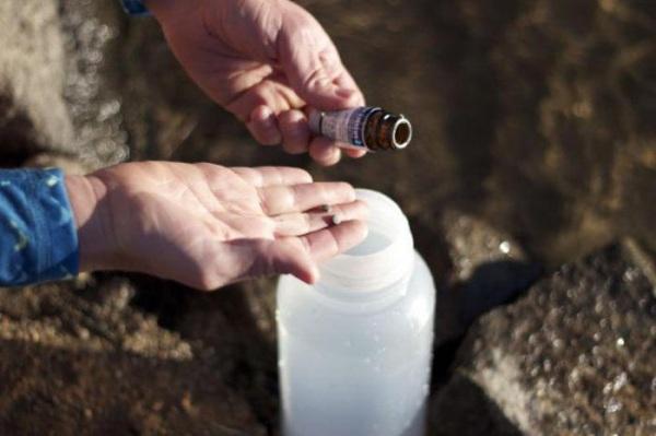 таблетки для очистки воды
