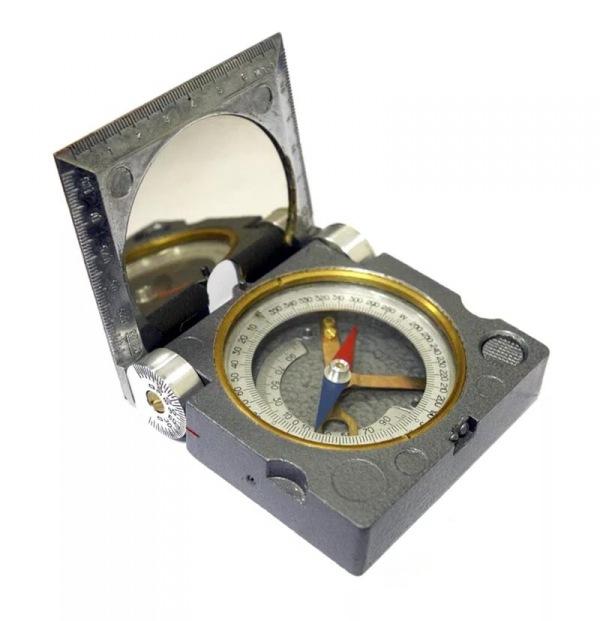 Геологический компас