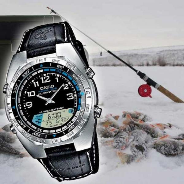 Как выбрать часы для рыбалки и охоты по характеристикам и качеству