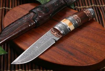Лучший нож для охоты