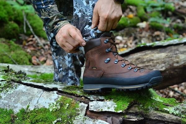 обувь для охотника