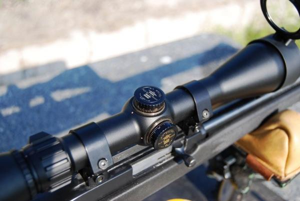 пристрелка оптического прицела