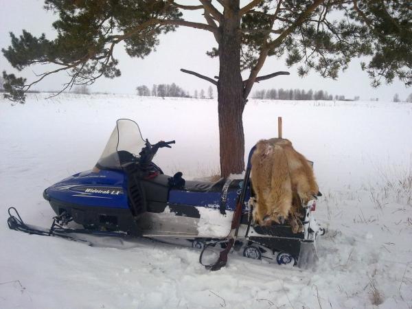 лучший снегоход