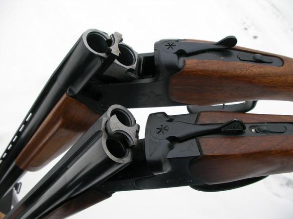 охотничье ружье ИЖ-12