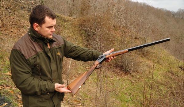 охотничьи ружья иж