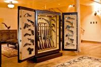 Сейф для ружья – для хранения оружия дома: как выбрать, как сделать своими руками