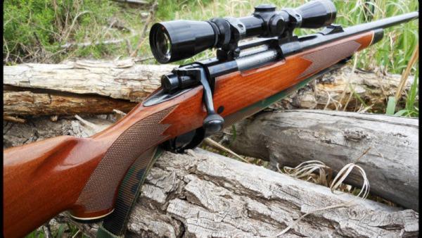 Мелкокалиберное оружие охотничье