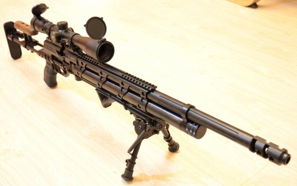 охотничьи снайперские винтовки