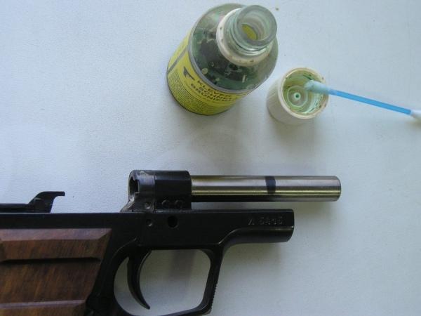воронение оружия