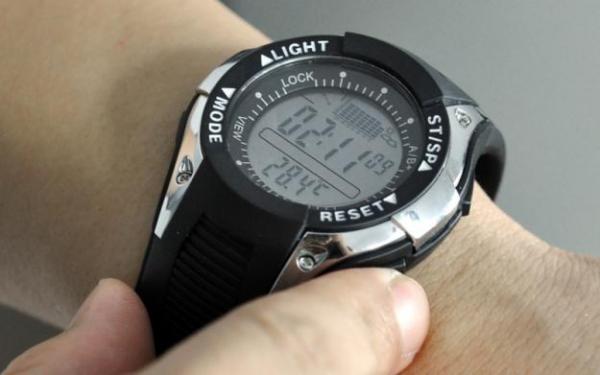 часы глубиномер