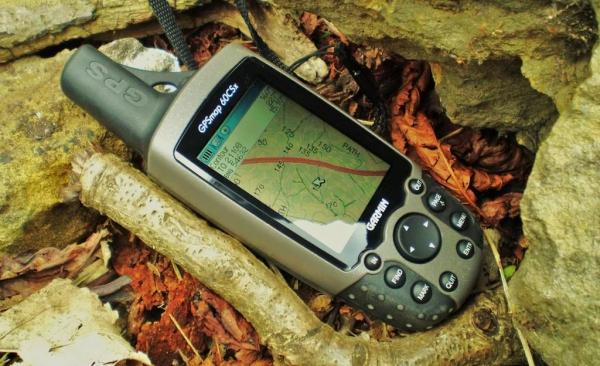 Навигатор для охоты