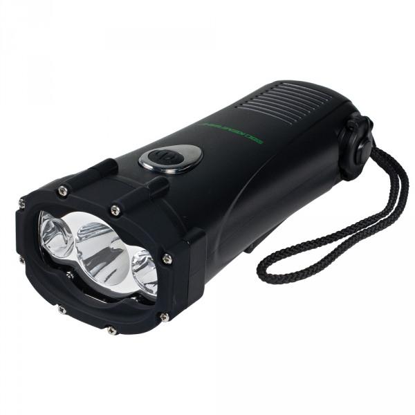 динамо фонарь