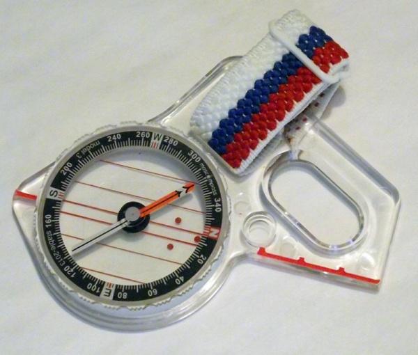 компас для спортивного ориентирования