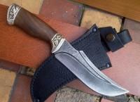 Нож своими руками – как сделать охотничий кинжал: клинок, рукоять, ножны