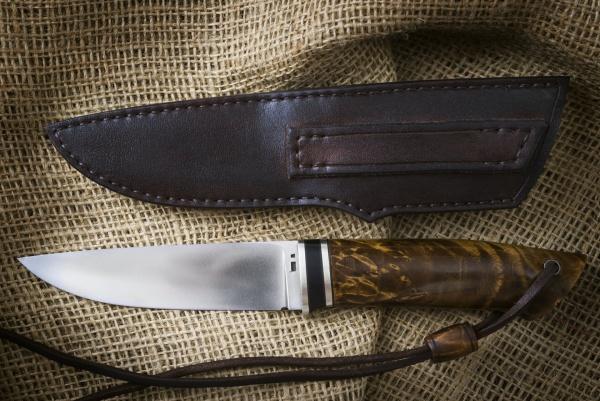 Сделать охотничий нож своими руками