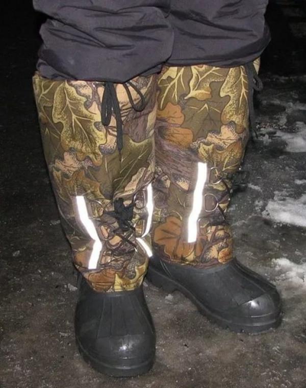 сапоги для охоты