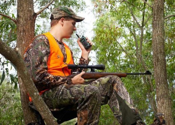 рации для охоты