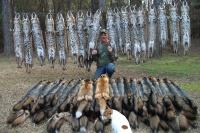 Промысловая охота в западной и восточной Сибири, на Урале, таежная жизнь
