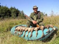 Охота на утку осенью и весной: с лодки, с подхода, с чучелами, как стрелять влет