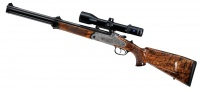 Комбинированные охотничьи ружья: ИЖ 94 Север, ТОЗ, МР, ружья Меркель, нарезное оружие CZ