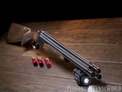 Трехствольное оружие