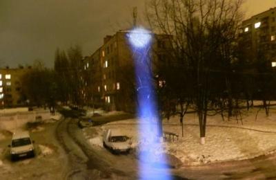 Дальность и яркость светового луча